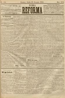 Nowa Reforma. 1900, nr196