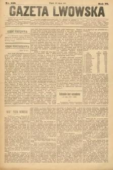 Gazeta Lwowska. 1883, nr 158
