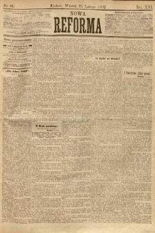 Nowa Reforma. 1902, nr46