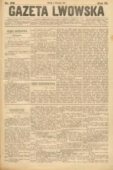 Gazeta Lwowska. 1883, nr 176