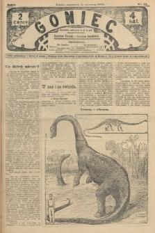 Goniec. 1908, nr54