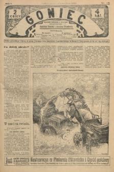 Goniec. 1908, nr63
