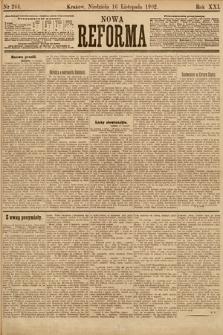 Nowa Reforma. 1902, nr264