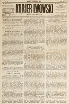 Kurjer Lwowski : [organ niezawisły ludowy]. 1876, nr7