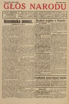 Głos Narodu. 1929, nr19