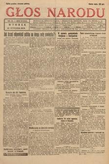 Głos Narodu. 1929, nr21