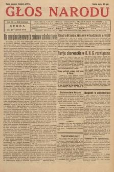 Głos Narodu. 1929, nr22