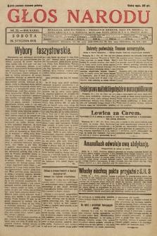 Głos Narodu. 1929, nr25