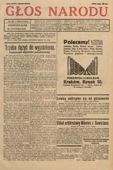 Głos Narodu. 1929, nr26