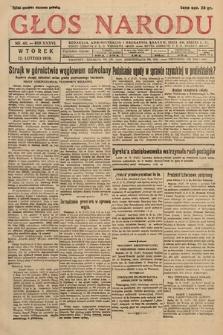 Głos Narodu. 1929, nr40