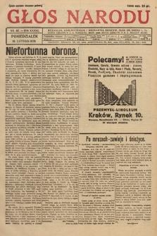 Głos Narodu. 1929, nr46