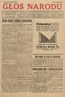Głos Narodu. 1929, nr53