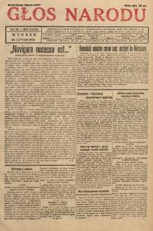 Głos Narodu. 1929, nr54