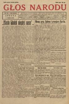 Głos Narodu. 1929, nr58