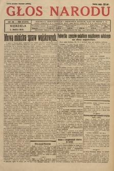 Głos Narodu. 1929, nr59