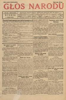 Głos Narodu. 1929, nr61