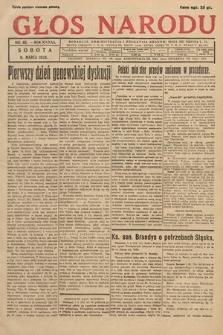 Głos Narodu. 1929, nr65
