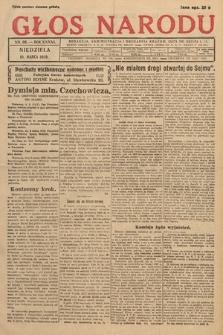 Głos Narodu. 1929, nr66
