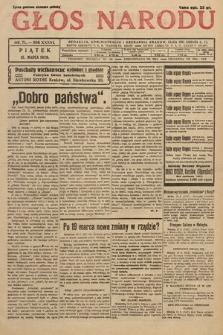 Głos Narodu. 1929, nr71