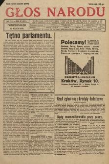 Głos Narodu. 1929, nr74