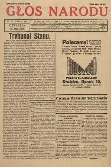Głos Narodu. 1929, nr77