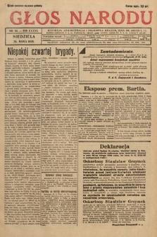 Głos Narodu. 1929, nr80