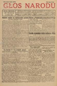 Głos Narodu. 1929, nr82