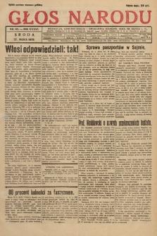 Głos Narodu. 1929, nr83