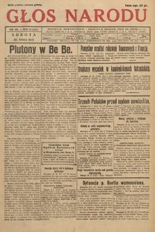 Głos Narodu. 1929, nr86