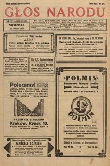 Głos Narodu. 1929, nr87
