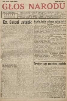 Głos Narodu. 1929, nr90