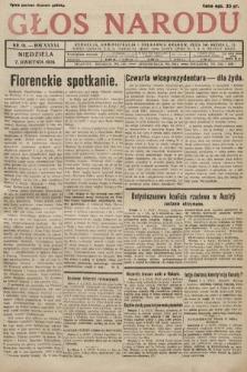 Głos Narodu. 1929, nr91