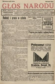 Głos Narodu. 1929, nr92