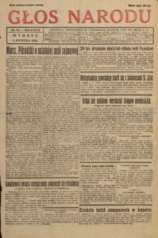Głos Narodu. 1929, nr93