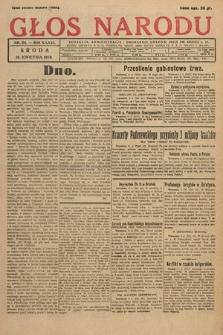 Głos Narodu. 1929, nr94