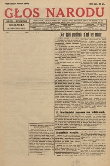 Głos Narodu. 1929, nr98 [ocenzurowany]