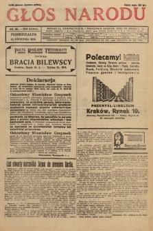 Głos Narodu. 1929, nr99