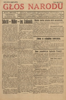 Głos Narodu. 1929, nr112