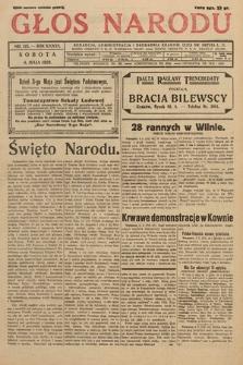 Głos Narodu. 1929, nr118