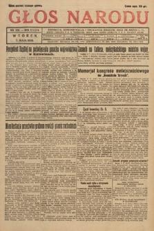 Głos Narodu. 1929, nr120