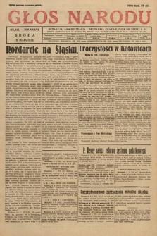 Głos Narodu. 1929, nr121