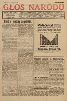 Głos Narodu. 1929, nr122