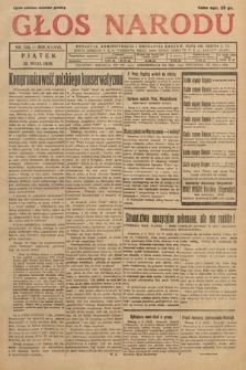 Głos Narodu. 1929, nr123