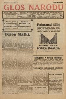 Głos Narodu. 1929, nr125
