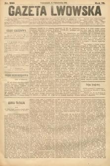 Gazeta Lwowska. 1883, nr 235