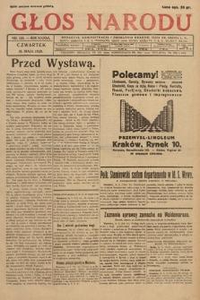 Głos Narodu. 1929, nr128