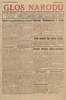 Głos Narodu. 1929, nr130