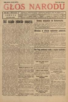 Głos Narodu. 1929, nr136