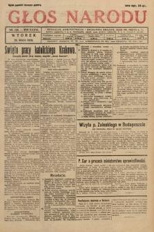 Głos Narodu. 1929, nr139