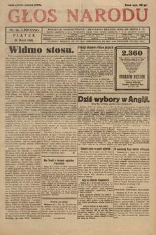 Głos Narodu. 1929, nr142